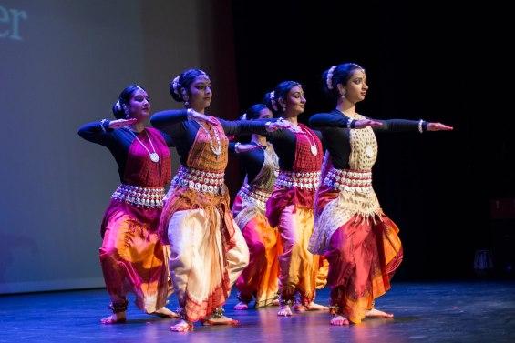 Sreyashi Dey, ishika Rajan, Kritika Rajan, Ananya Kar and Debnita Talapatra