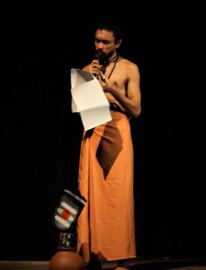Arka Mukhopadhyay, Sutradhar/Narrato