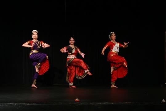 Ananya Kar, Pallavi Prabhu and Akshaya Rajkumar