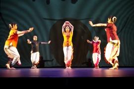 Sreyashi Dey, ishika Rajan, Kritika Rajan, Nalini Prakash, Vijay Palaparty and Kaushika Prakash