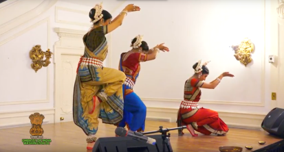 Sreyashi Dey, Supradipta Datta and Ananya Kar